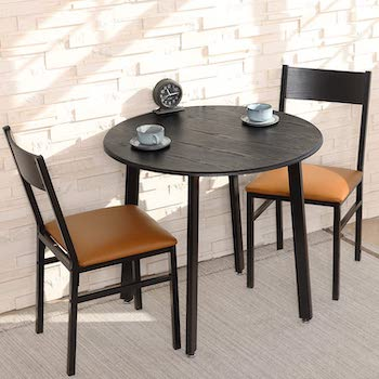Best Round Small 3-Piece Dining Set