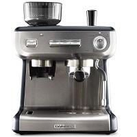 Best Single-Double Espresso Machine With Grinder & Steamer Rundown
