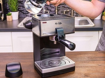 Best Stainless Steel Affordable Cappuccino Machine