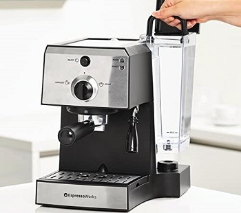 Best With Grinder All In One Espresso Machine