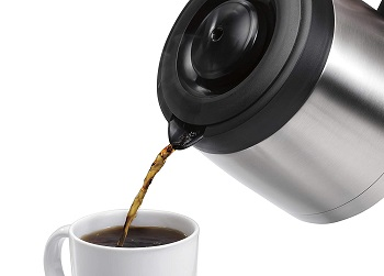 Best With Thermal Carafe Auto Drip Coffee Maker