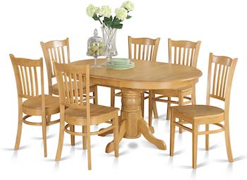 Best Wood 1960s Dining Table And Chairs