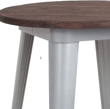 Best Wooden 24-Inch Round Dining Table