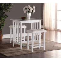 Best Wooden 3-Piece High-Top Table Set Rundown