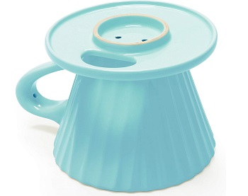 Chantal Lotus Ceramic Coffee Dripper