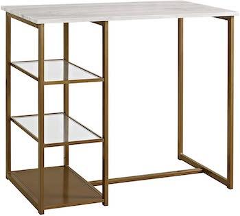 Dorel Living Tanner Two Seater Bar Table