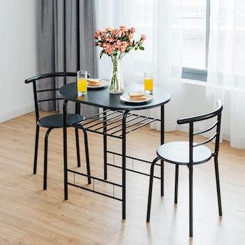 Giantex Compact Table 2 Chairs