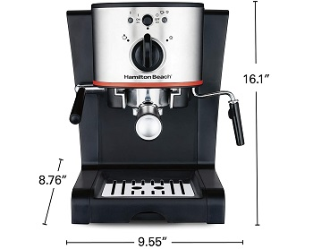 Hamilton Beach Espresso Machine