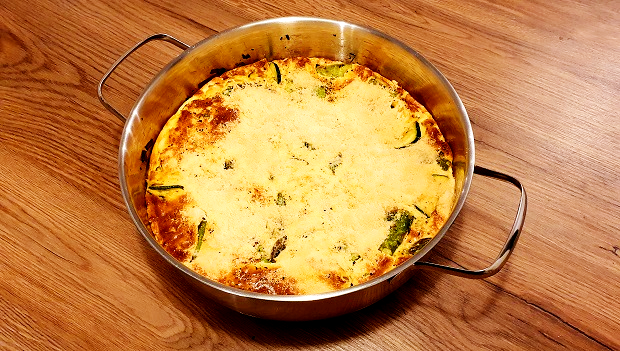 Istrian Frittata With Asparagus Recipe Result