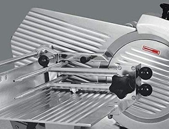 KWS MS-12A Electric Meat Slicer