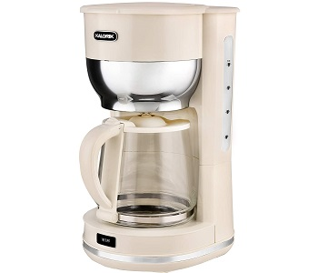 Kalorik 10 Cup Retro Coffee Maker