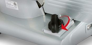 Kitchener MS-106215R Electric Slicer