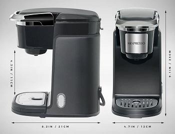 Mixpresso Single Cup Coffee Make