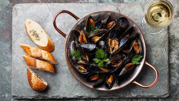 Mussels On Buzara