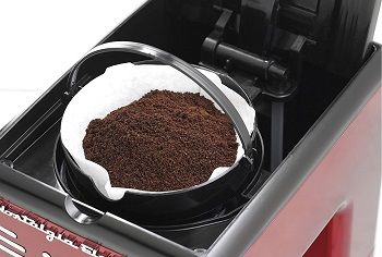 Nostalgia RCOF12RR Programmable Coffee Maker