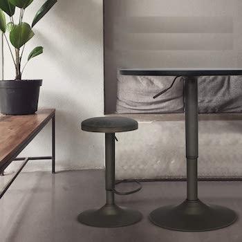 Puluomis Adjustable Bar Table