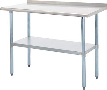 Rockpoint Stainless Steel Prep Table