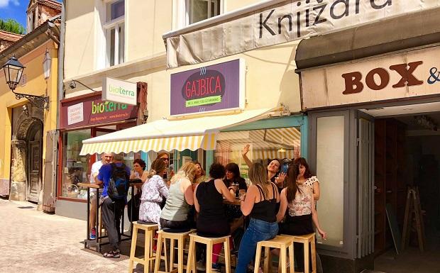Top Street Foods In Zagreb - Gajbica