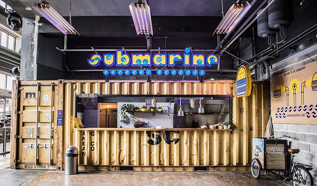 Top Street Foods In Zagreb - Submarine