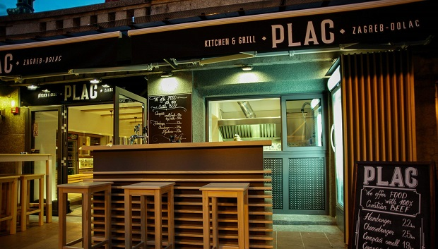 Top Street Foods in Zagreb - Plac Kitchen & Grill