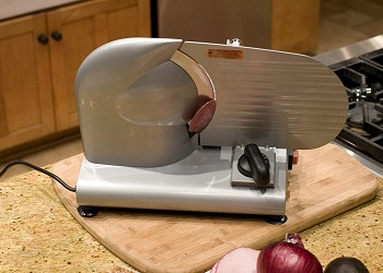 Weston 61-0901-W Food Slicer