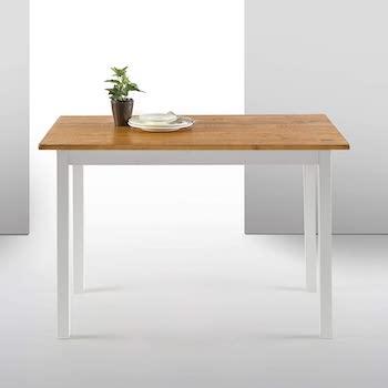 Zinus Becky Farmhouse Wood Table