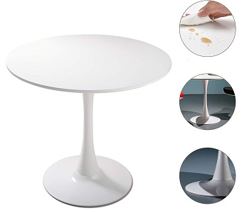 Best 4 Seat 32 Inch Round Dining Table