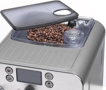 Best Cappuccino Espresso Machine With Built In Grinder
