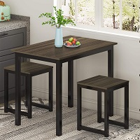 Best Cheap Modern 3 Piece Dining Set Rundown