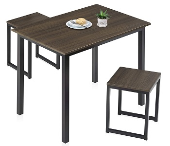 Best Cheap Modern 3 Piece Dining Set