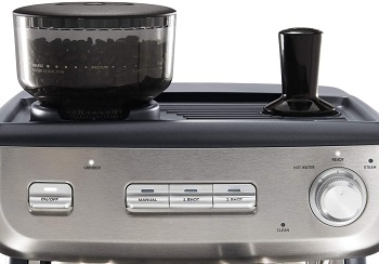 Best Commercial Espresso Machine With Built In Grinder