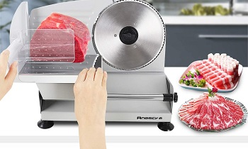 Best Electric Portable Meat Slicer