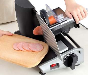 Best Electric Stainless Steel Meat Slicer