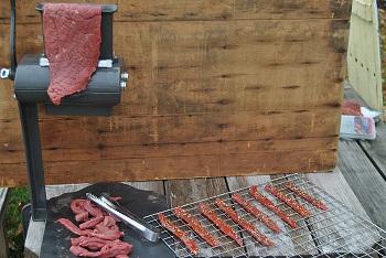 Best For Home Hand Crank Jerky Slicer
