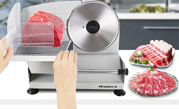 Best For Home Lunch Meat Slicer