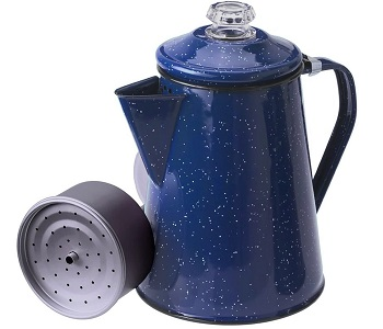 Best For Travel 1950 Coffee Percolator