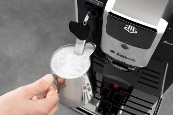 Best Grinder Automatic Espresso Machine With Milk Frother