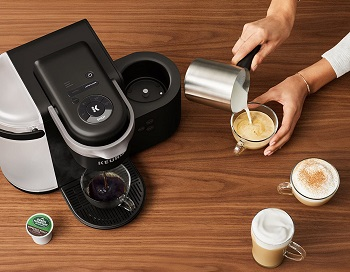 Best K Cup Latte Machine For Beginners
