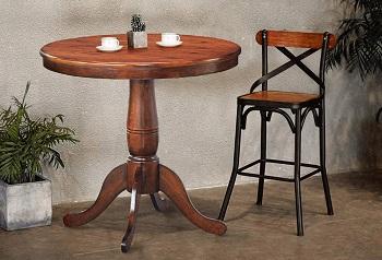 Best Of Best 30 Inch Round Pedestal Table