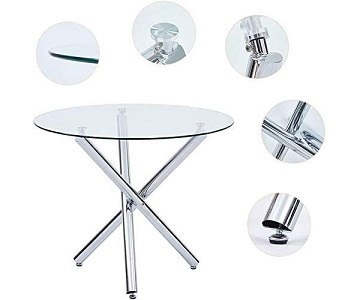 Best Of Best Modern 3 Piece Dining Set