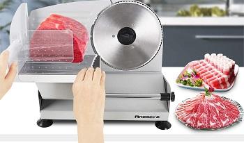 Best Of Best Stainless Steel Meat Slicer