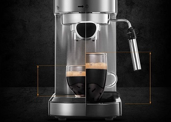 Best Professional Automatic Espresso Machine With Milk Frother