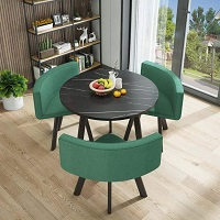 Best Round 3 Chair Dining Set Rundown