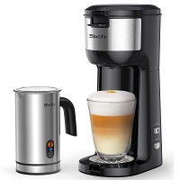 Best Single Cup Latte Machine For Beginners Rundown