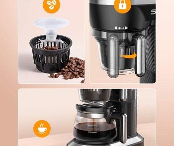 Best Single Cup Whole Bean Coffee Maker