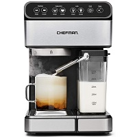 Best With Frother Automatic Cappuccino Machine Rundown