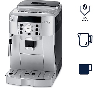 Best With Grinder Automatic Latte Machine