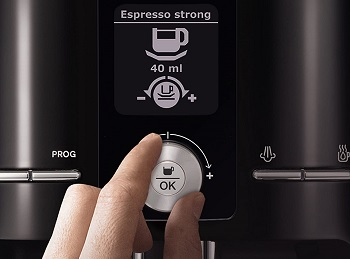 Best With Grinder Fully Automatic Coffee Machine