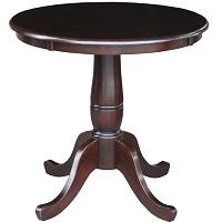 Best Wooden 30 Inch Round Pedestal Table Rundown