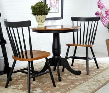 Best Wooden 30 Inch Round Pedestal Table